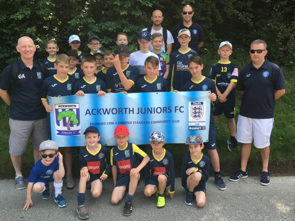 Ackworth Gala Group Photo