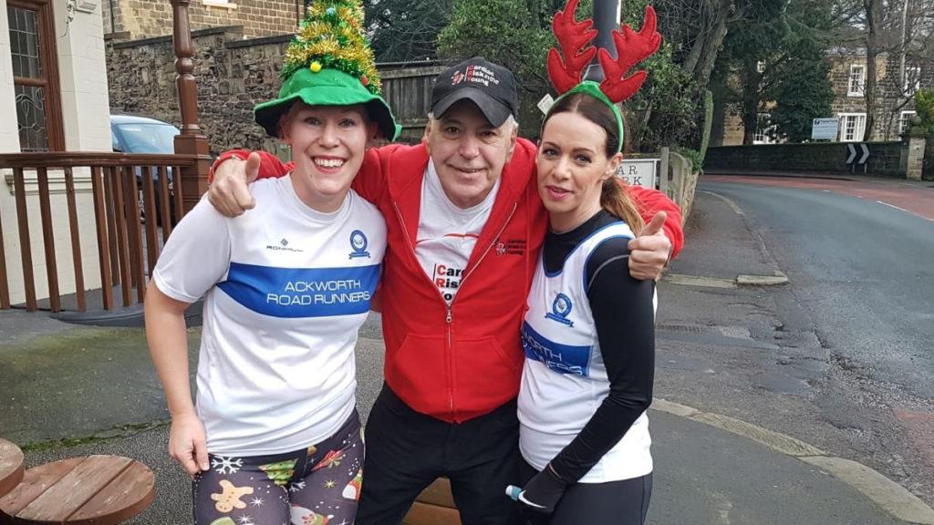 Christmas Fun Run Chris Embling