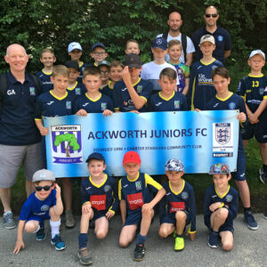 Ackworth Welcome