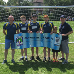 Ackworth Juniors Banner